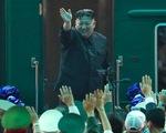 Tàu chở Kim Jong Un về thẳng Bình Nhưỡng, không dừng Bắc Kinh