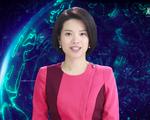 Trung Quốc ra mắt nữ robot phát thanh viên đầu tiên trên thế giới