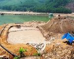 Quảng Nam đề nghị sớm duyệt đóng cửa mỏ vàng Bồng Miêu