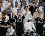 Đè bẹp Real Madrid 4-1 tại Bernabeu, Ajax hiên ngang vào tứ kết
