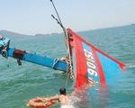 Một tàu cá Quảng Ngãi bị tàu Trung Quốc đâm chìm trên biển Hoàng Sa