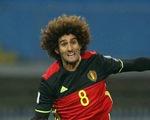 Tiền vệ 'tóc xù' Fellaini giã từ tuyển Bỉ