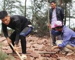 Vụ làm đầm tôm phá rừng phòng hộ: dỡ nhà xây trái phép