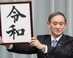 """""""Lệnh Hòa"""" là niên hiệu vương triều mới của Nhật Bản từ 1-5"""