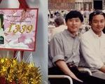 16 năm ngày mất Trương Quốc Vinh, fan Nhật gấp 1.339 con hạc giấy