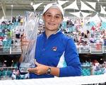 Cuối cùng, quần vợt Úc cũng có Barty!