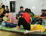Gần 90 công nhân cấp cứu trong đêm nghi bị ngộ độc thực phẩm
