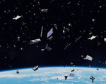 Xả ra cả đống rác vũ trụ, giờ con người lo nơm nớp