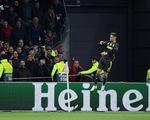 Ronaldo ghi bàn, Juventus vẫn không thắng được Ajax