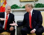 Thủ tướng Israel tái đắc cử, ông Trump nói