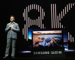 Samsung ra mắt tivi QLED 8K đầu tiên trên thế giới