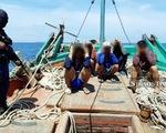 Malaysia bắt 16 ngư dân Việt Nam