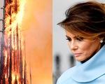 Bà Melania Trump