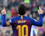 Messi áp đảo Ronaldo, Mbappe ở mọi cuộc đua cá nhân