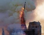 Nhà thờ Đức Bà Paris bốc cháy, người Việt bàng hoàng chia sẻ kỷ niệm