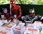 Bầu cử Indonesia: bỏ phiếu xong, nhận voucher khuyến mãi