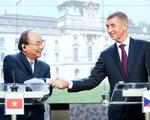 Czech ủng hộ tăng cường quan hệ Việt Nam - EU