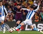 """Messi bị chặn đứng, Barca vẫn tiến sát """"ngai vàng"""""""
