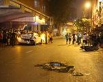 Tài xế gây tai nạn liên hoàn trên đường Láng có nồng độ cồn cao