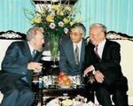 Đại sứ Israel gọi nguyên Chủ tịch nước Lê Đức Anh là