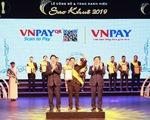 VNPAY được vinh danh trong TOP 10 Sao Khuê 2019