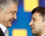 Dân Ukraine chọn người mới vì tổng thống