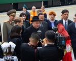 Nga đón ông Kim Jong Un: Bánh mì + muối = tình bạn