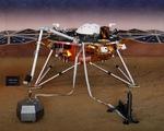 Tàu thăm dò InSight lần đầu phát hiện