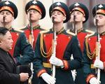 """""""Ngoại giao hạt nhân"""" Kim Jong Un - Putin"""