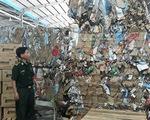 Phế liệu từ Campuchia tuồn qua biên giới