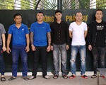Bắt giữ 4 nghi phạm bị truy nã trong đường dây tín dụng đen