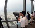 Khai trương đài quan sát trên Landmark 81 SkyView