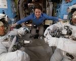 Nữ phi hành gia đầu tiên hoạt động trên ISS trong 330 ngày