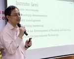 Giải bài toán giảng viên đại học, góc nhìn từ Singapore
