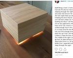 """Ông chủ Facebook phát minh """"hộp ngủ"""" giúp vợ ngủ ngon hơn"""