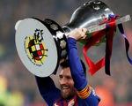 Messi lại ghi bàn, Liverpool run chân...