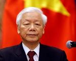 Tổng bí thư, Chủ tịch nước Nguyễn Phú Trọng gửi thư tới Thượng hoàng Nhật Bản Akihito