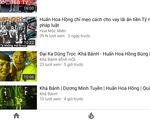 Sau Khá Bảnh, YouTube xóa sổ