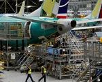 Boeing cắt giảm sản xuất gần 20% số lượng 737 MAX hàng tháng