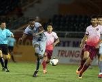 CLB Sài Gòn buộc TP.HCM hòa trận đầu tiên ở V-League 2019