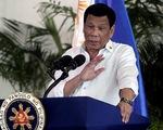 Ông Duterte đổi giọng về Biển Đông