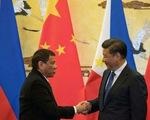 Nghị sĩ Philippines nói Trung Quốc