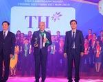Tập đoàn TH lọt Top 10 thương hiệu mạnh Việt Nam 2018