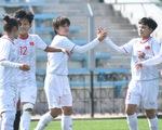 Bảng xếp hạng FIFA: Tuyển nữ VN vượt Thái Lan, trở lại số 1 Đông Nam Á