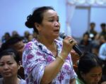 Mua đất không sổ đỏ, dân lại cầu cứu lãnh đạo Quảng Nam