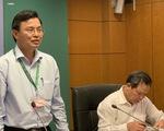 Dừng chuyển giao xỉ gang của Formosa về Thái Nguyên