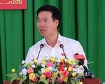 Ông Võ Văn Thưởng: Tiếp tục xử lý trực diện cán bộ tham nhũng