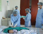 Bệnh nhân tan máu bẩm sinh phải truyền máu định kỳ