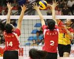 CLB VTV Bình Điền Long An đánh bại đại diện Trung Quốc