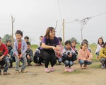 Bạn trẻ lên vùng cao dạy tiếng Anh, giúp bà con làm du lịch